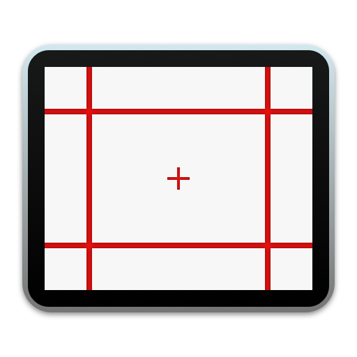 Red Lines Tools App Icon